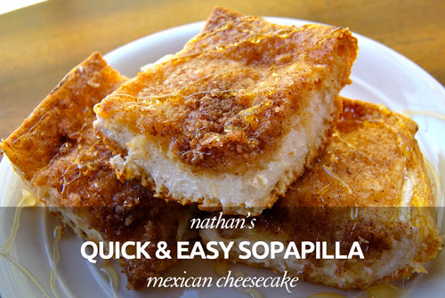 Sopapilla Mexican Cheesecake